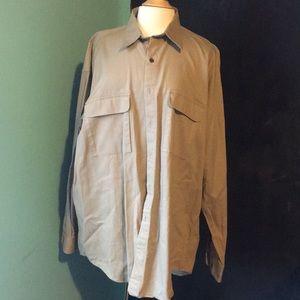 Men's Perry Ellis Longsleeve Dress Shirt